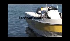 TECNO TRAKER SHIP YAMAHA 40HP