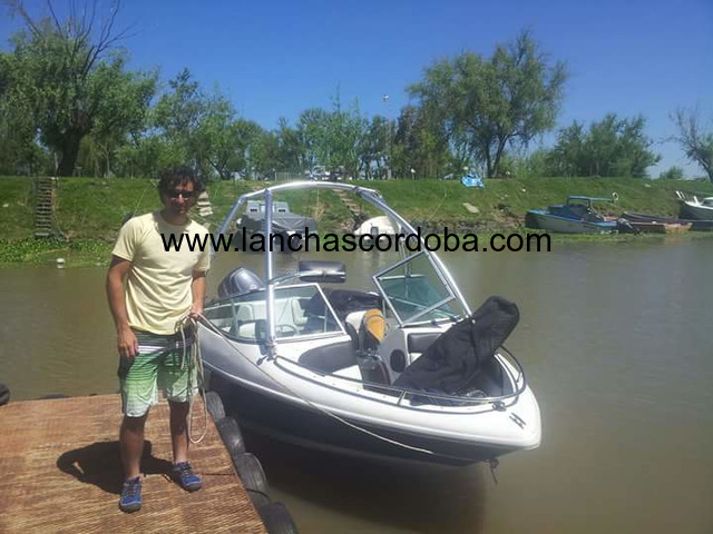 Quicksilver 555 2014 mercury 125 hp optimax 120 horas . Equipada para wakeboard.