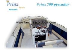 Embarcación Prinz 700 Pescador