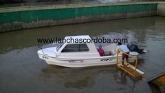 tracker cabinada 2014