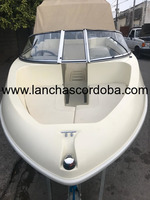 Lancha quicksilver 465