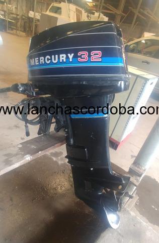 Mercury 32 hp - Americano