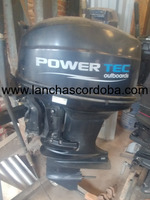 Powertec 40 hp Pocas horas