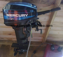 Mercury 15 hp Americano !!!!