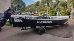Traker Cargo 620 año 2012 con Mercury 75