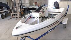 Halcón 556 Rx con Mercury 50 Elpto