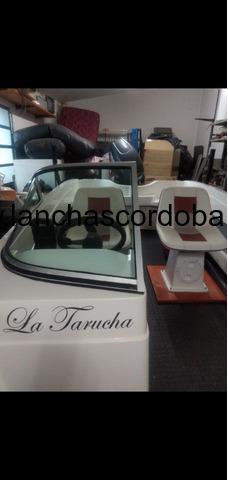 Vendo lancha campanili con Yamaha 40 2T
